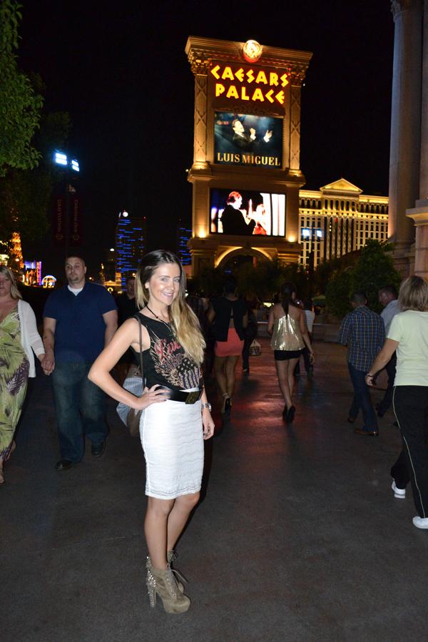 Viagem Eua Las Vegas Inspira O Fashion