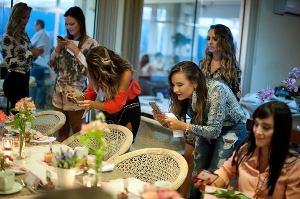 blogueiras no PRIMEIRO FASHION DAY