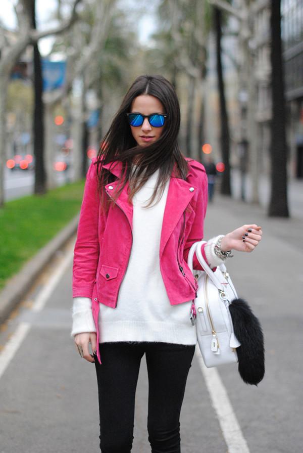 pink no inverno