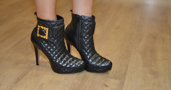 ankle boots santa lolla