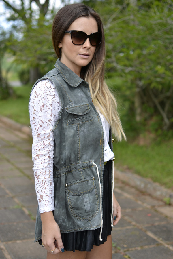 look chic casual