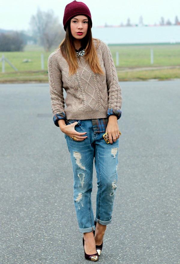 zara-knitwear-stradivarius-maroon~look-main