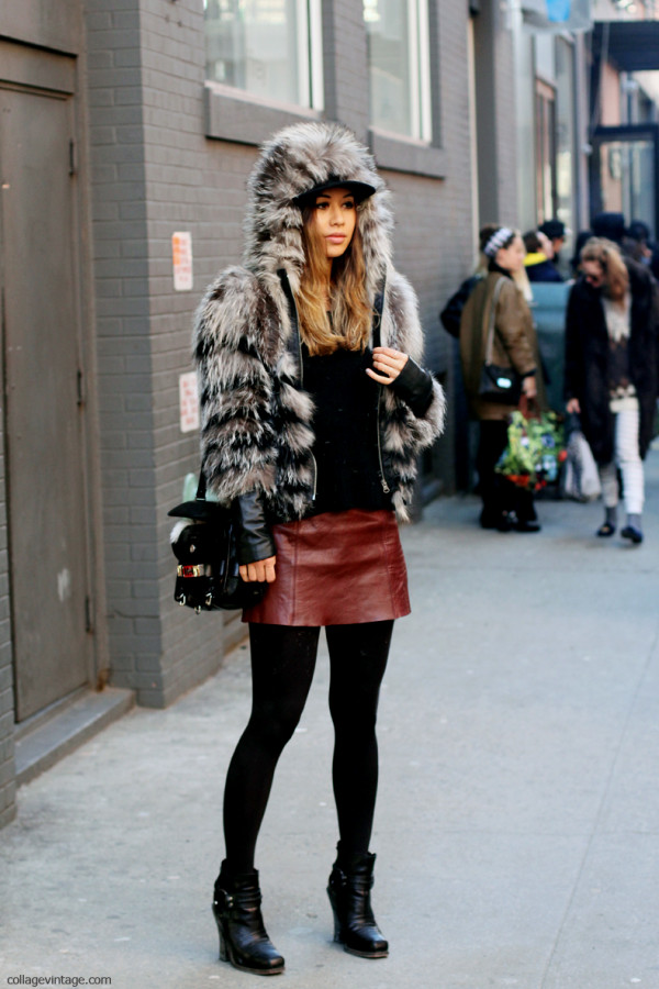New_York_Fashion_Week_Fall_2013-Street_Style-Collage_Vintage-Fashion_Toast-Fur_Coat-