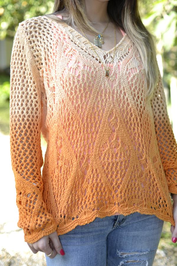 tricô tie dye verão 2014